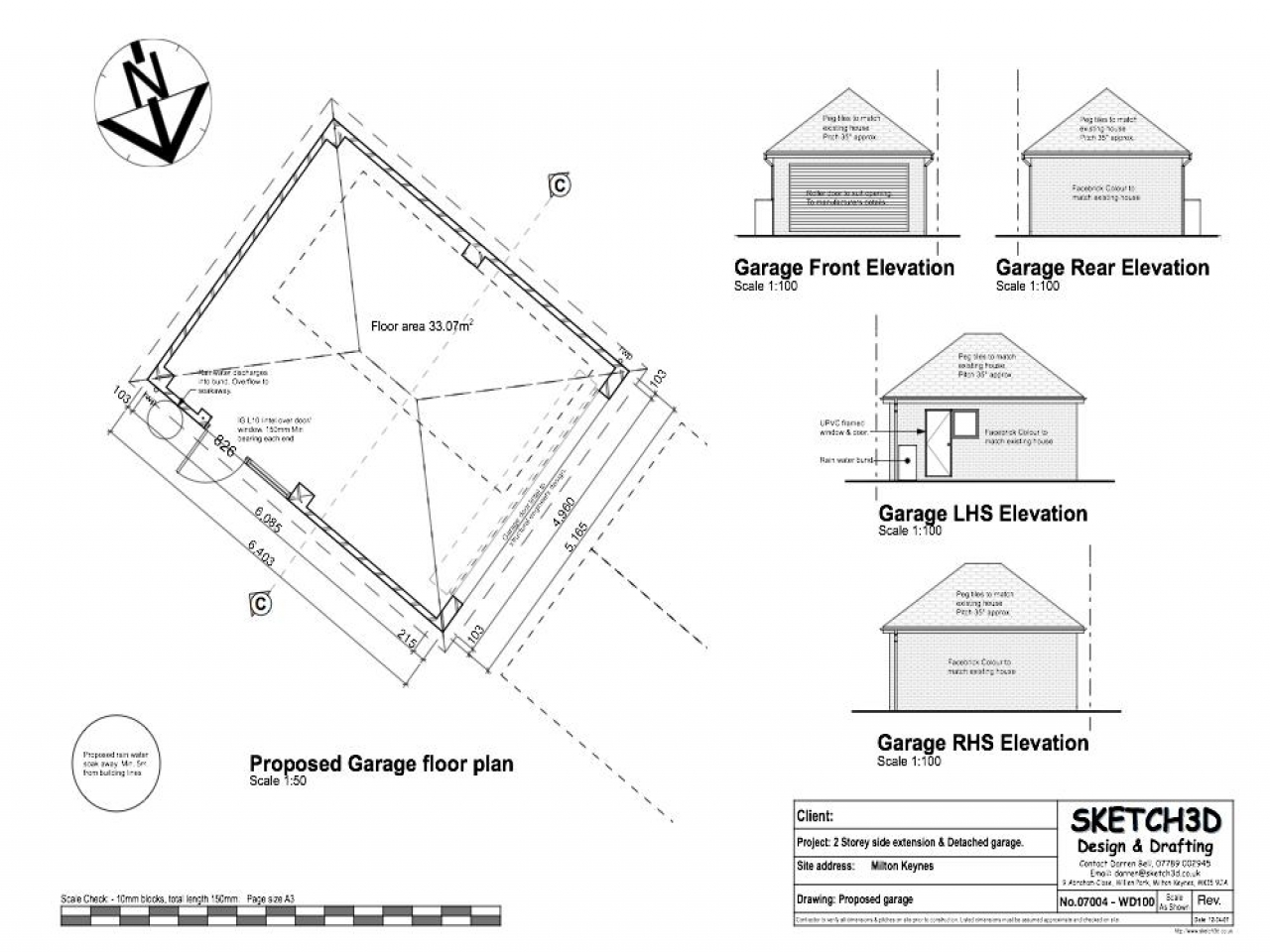 Detached 3 Car Garage Plans Detached Garage Plans Example