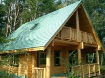 Amish Log Cabin Packages Small Kit Homes Little