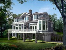 Lakefront Homes House Plans