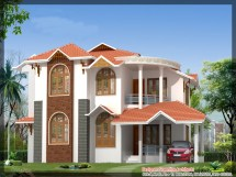 Beautiful Kerala House Designs