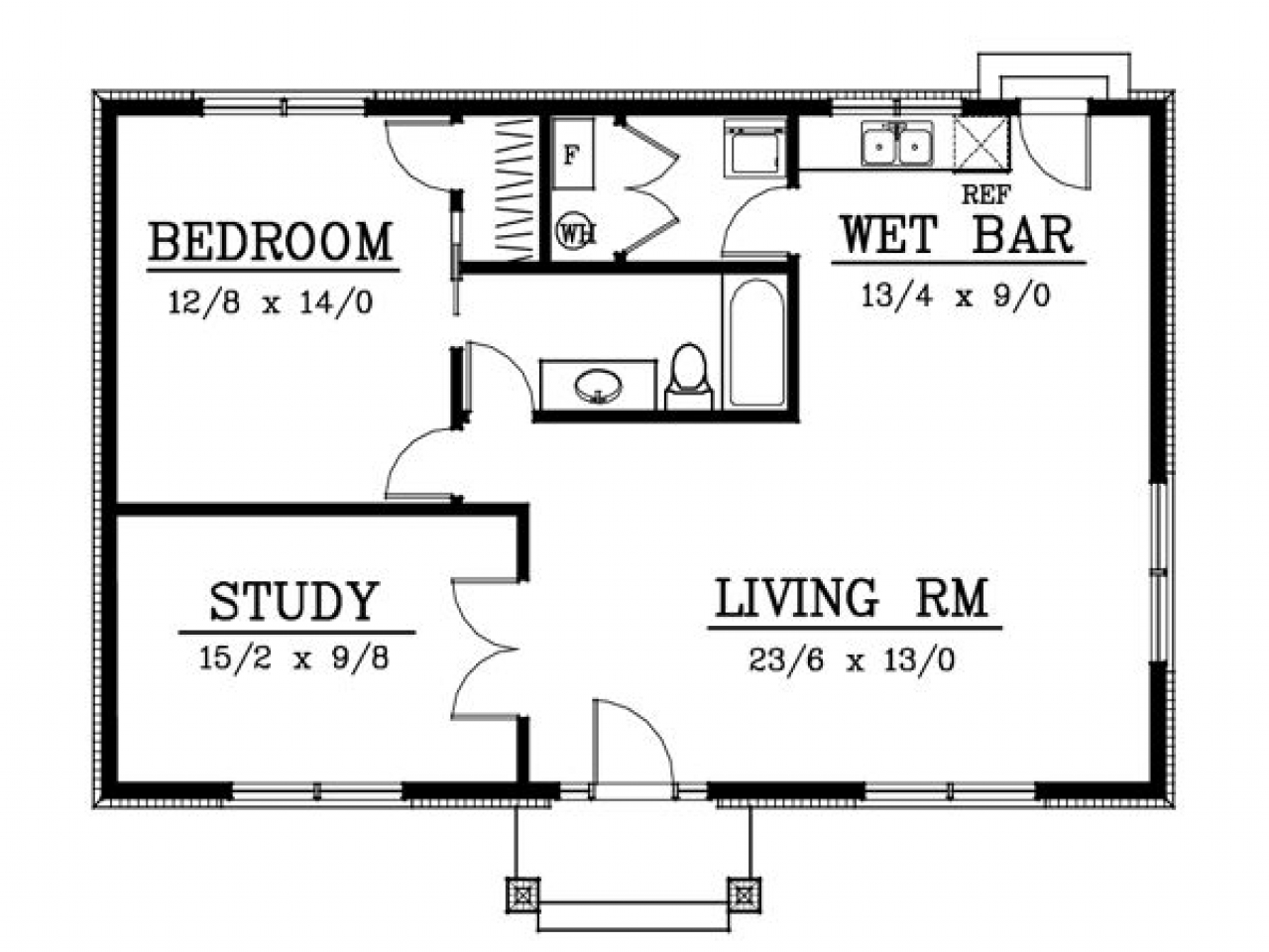 House Plans 2 Bedroom Flat 2 Bedroom House Plans Under
