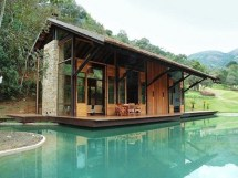 Luxury Waterfront Small House