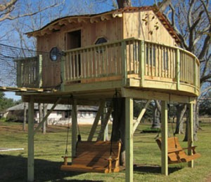Tree Houses Layout And Design Planning For Tree House