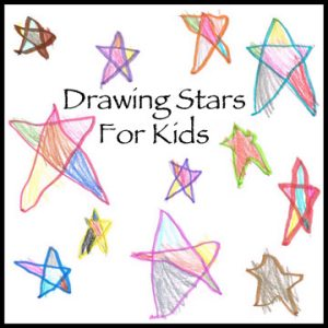 Drawing Stars For Kids