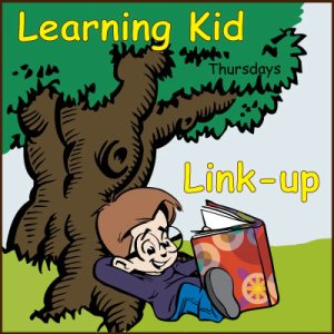 """A """"Learning Kid Link-up"""" party. Anything educational for kids, homeschooling, kids activities and crafts. #learningkidlinkup"""
