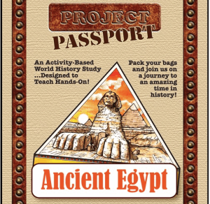 Ancient Egypt Homeschooling Review