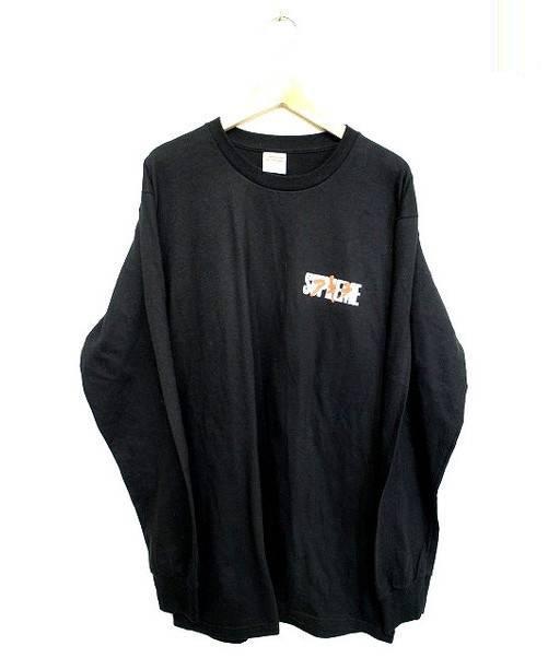 【中古・古著通販】Supreme × AKIRA (シュプリーム×アキラ) コラボロングスリーブTシャツ ブラック サイズ:M 17AW ...