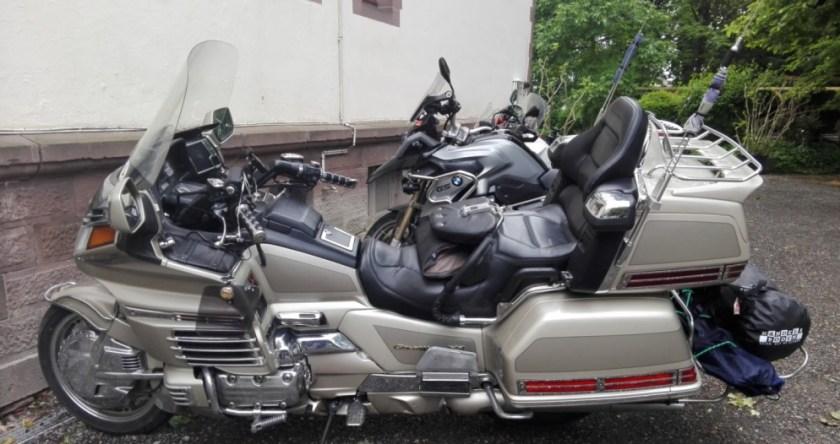 Ist das noch Motorrad oder schon Motorroller?