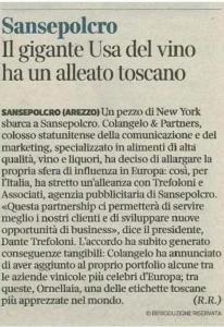 Corriere della Sera - paternariato c&p