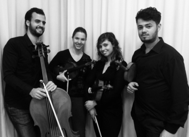 """Domenica 5 aprile alle ore 17.00 gli """"Ameridie Quartet"""" presso il Mercato Centrale di Firenze"""