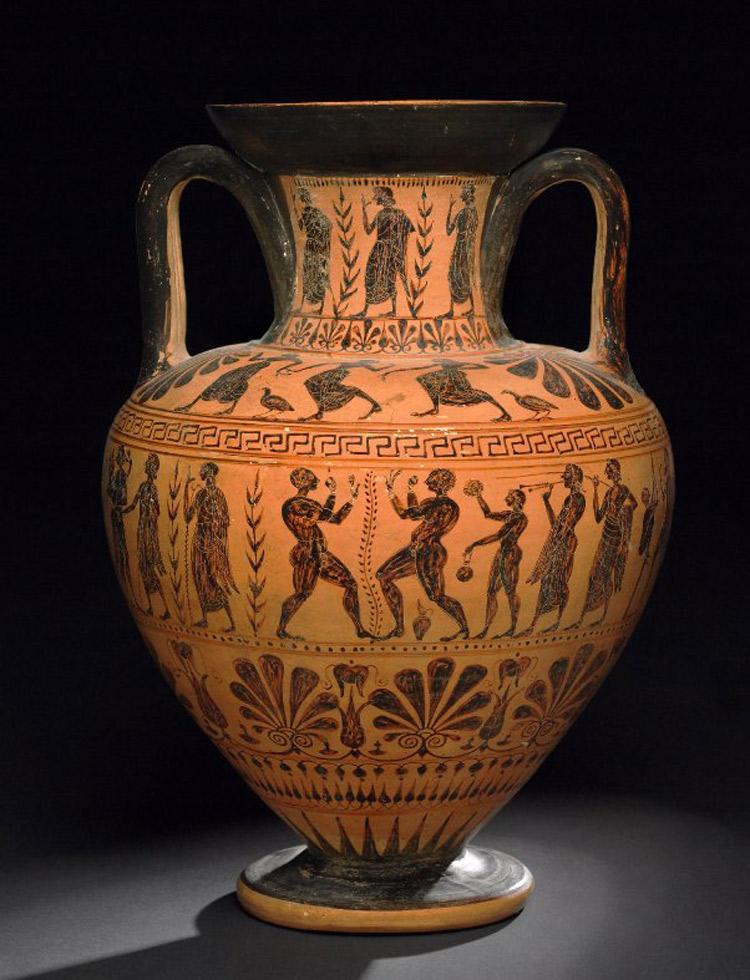 Gli Etruschi praticavano già gli sport moderni. Ecco quali erano i loro preferiti e dove li troviamo raffigurati