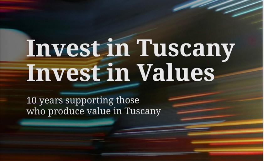 «Invest in Tuscany, Invest in values» la storia di 16 multinazionali che investono nella Regione
