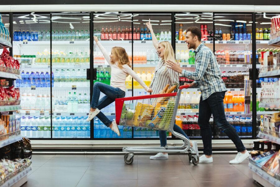 Il 2020 è l'anno dei prodotti biologici: boom degli acquisti online e al supermercato