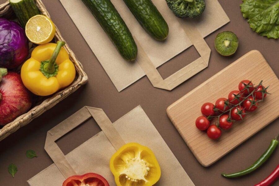 In Italia si acquistano pochi prodotti bio: la spesa si ferma a 60 euro l'anno