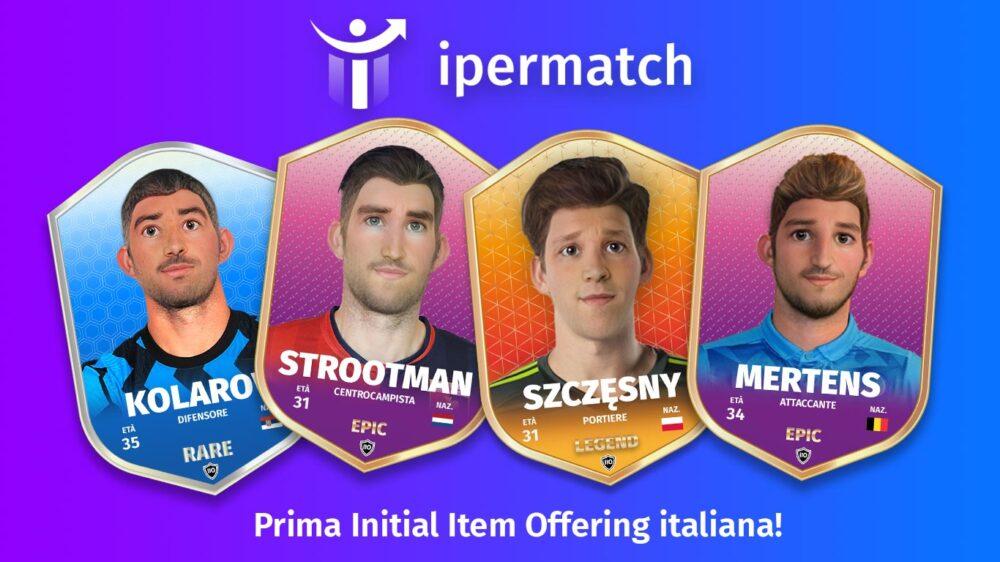 """Gaming: scatta la prevendita degli Nft di Ipermatch """"Manager"""""""