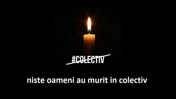 """<del datetime=""""2016-01-09T16:44:07+00:00""""> # Colectiv</del> … niste oameni au murit in colectiv"""