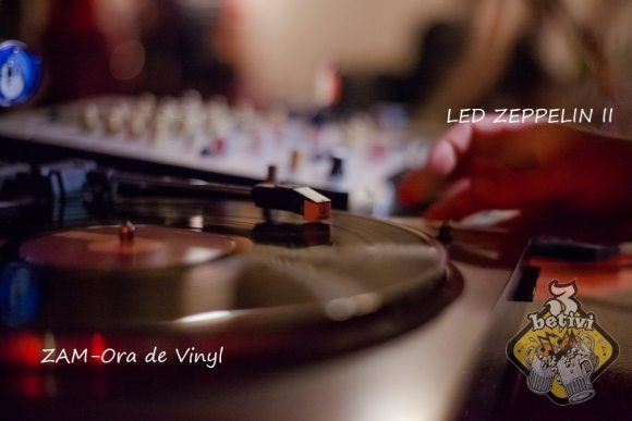ZAM-Ora de Vinyl: Led Zeppelin II