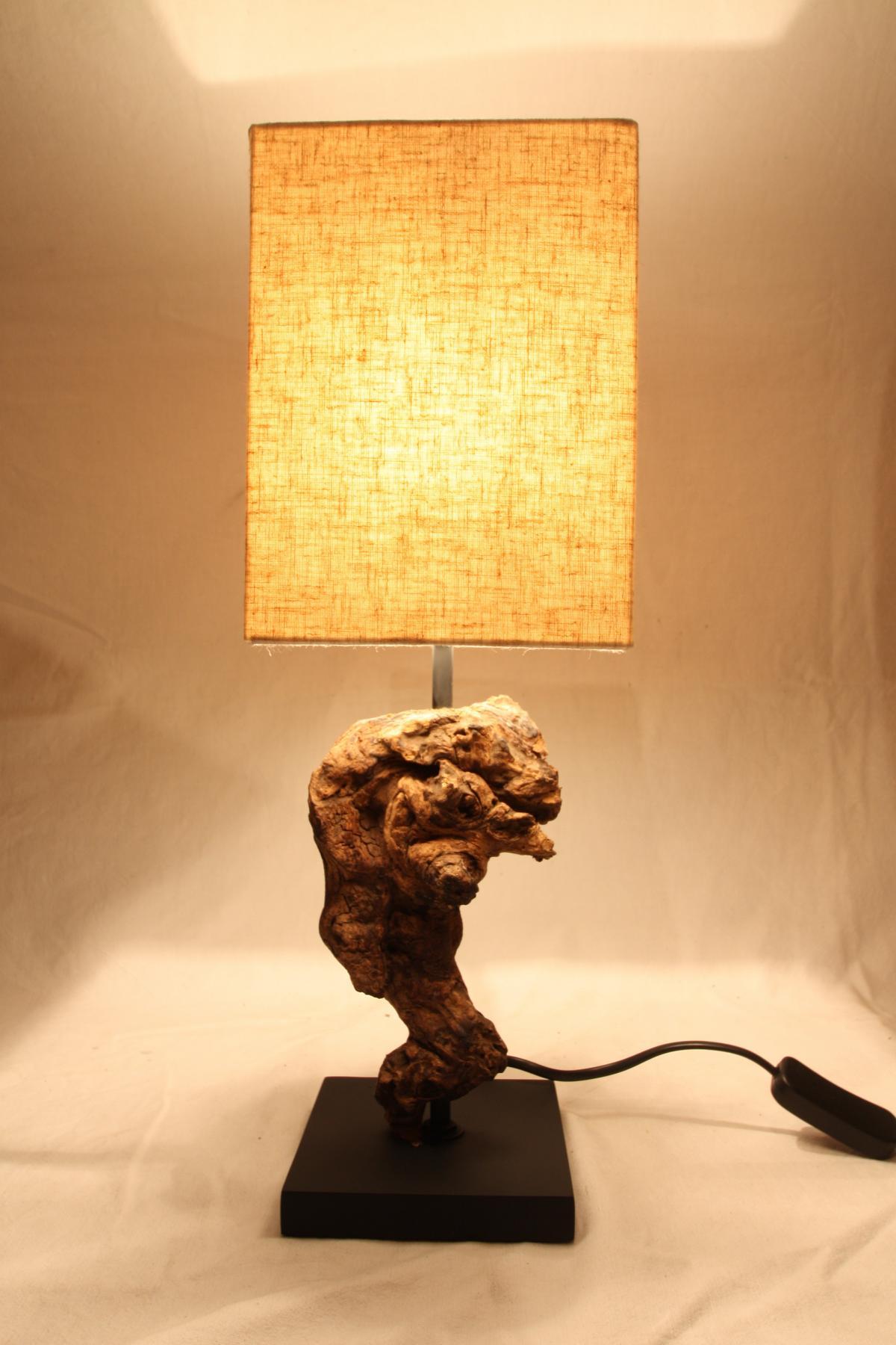 einmalige Treibholz Lampen  wwwtreibholzbodenseede