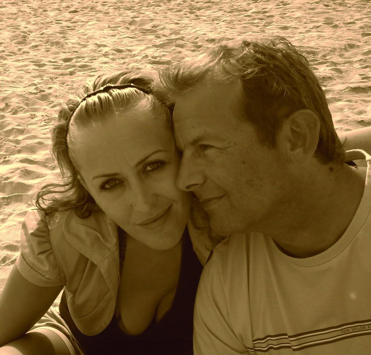 Driftwoods-Team Katharina und Bernd
