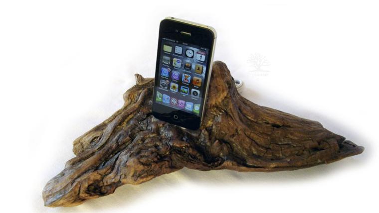 Driftwoods Treibholz Ladestation