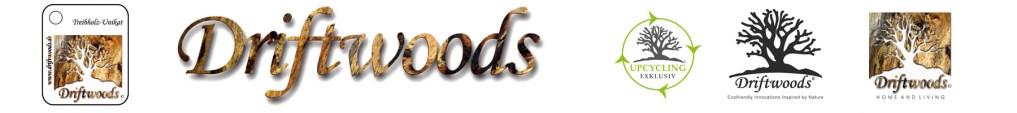 Banner mit allen Logos driftwoods