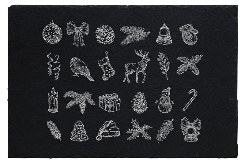 tischset-schieferplatten-30x20cm-weihnachts-motive