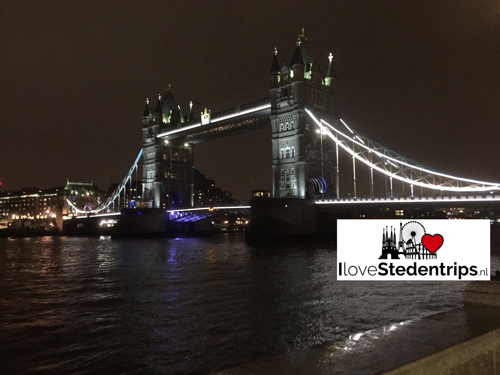 Tower Bridge londen-ilovestedentrips