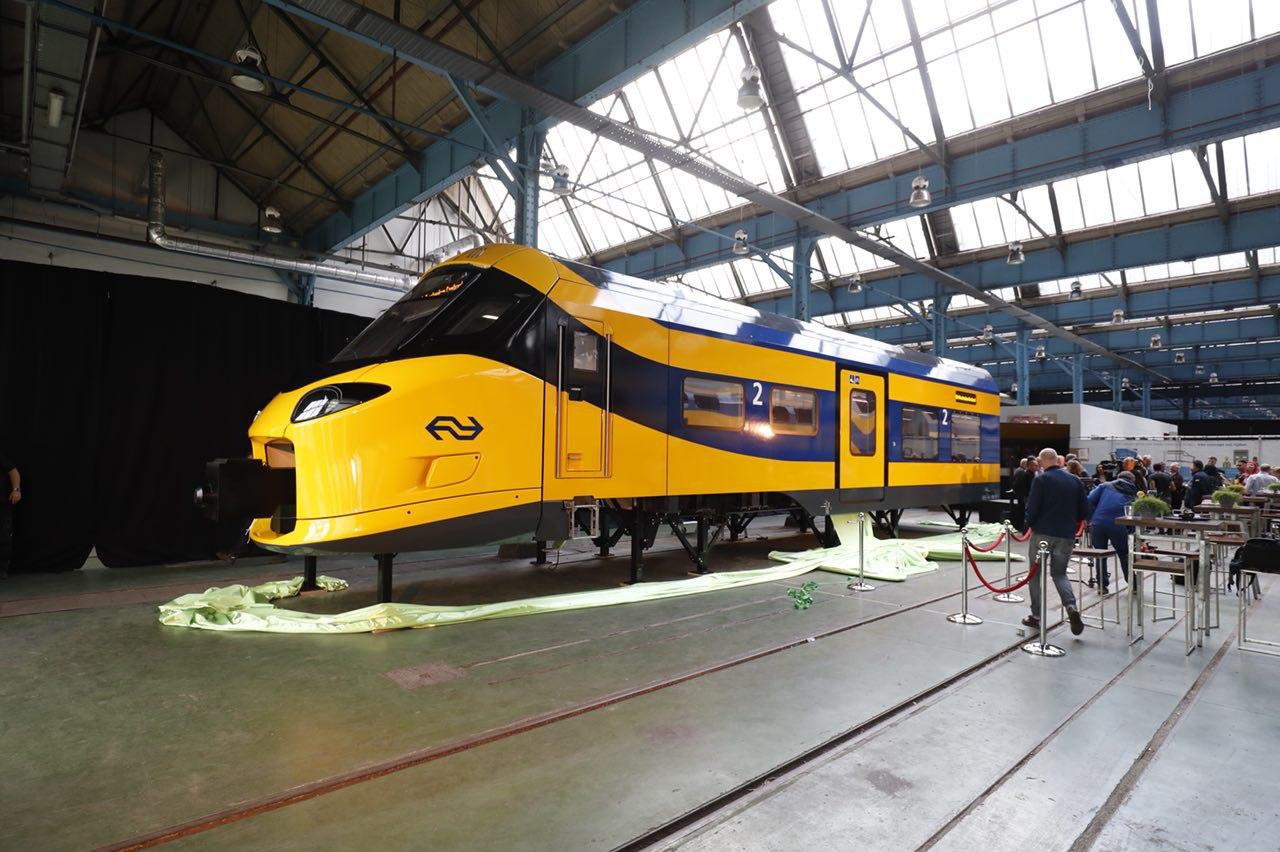 icng17 foto treinreiziger