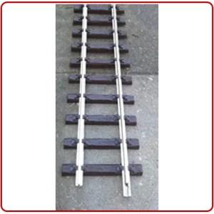 Thiel Flexibel rails 200 cm lang nikkel