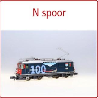 N-spoor