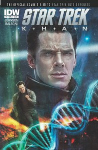 IDW Star Trek Khan 1A