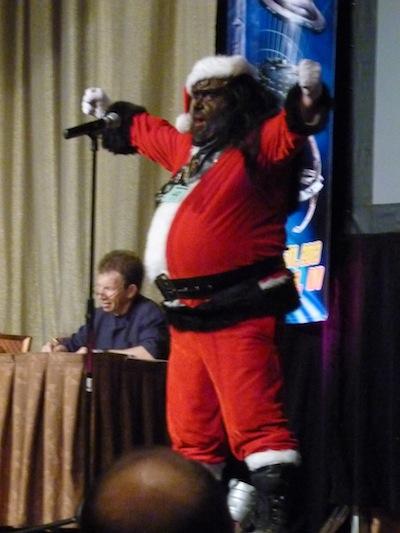 Papai Noel Klingon