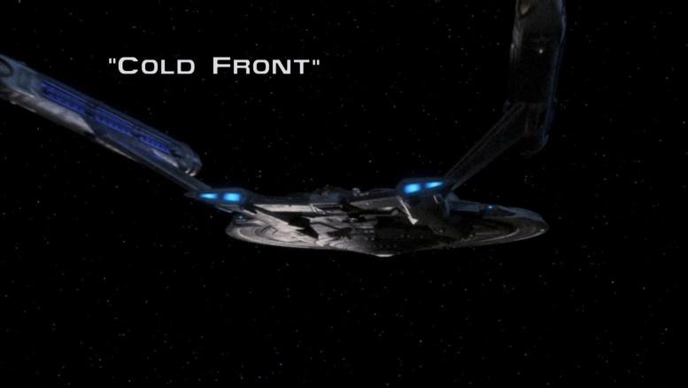 Title Card Enterprise 1x10 Cold Front
