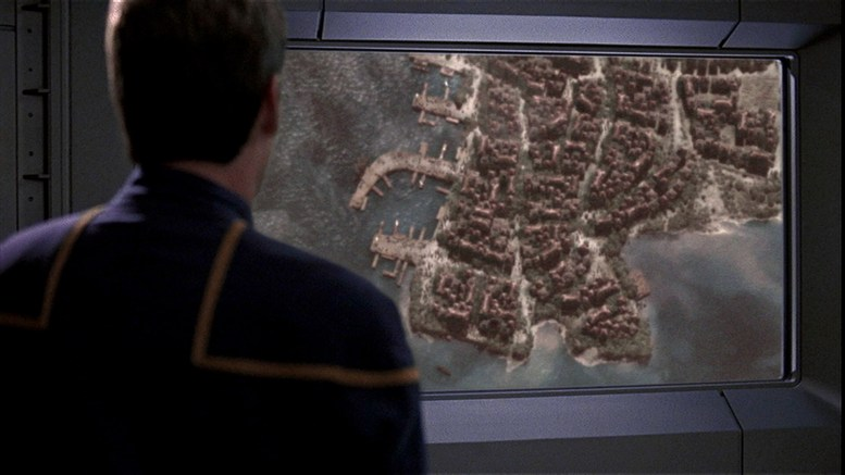 Enterprise 1x08 Civilization