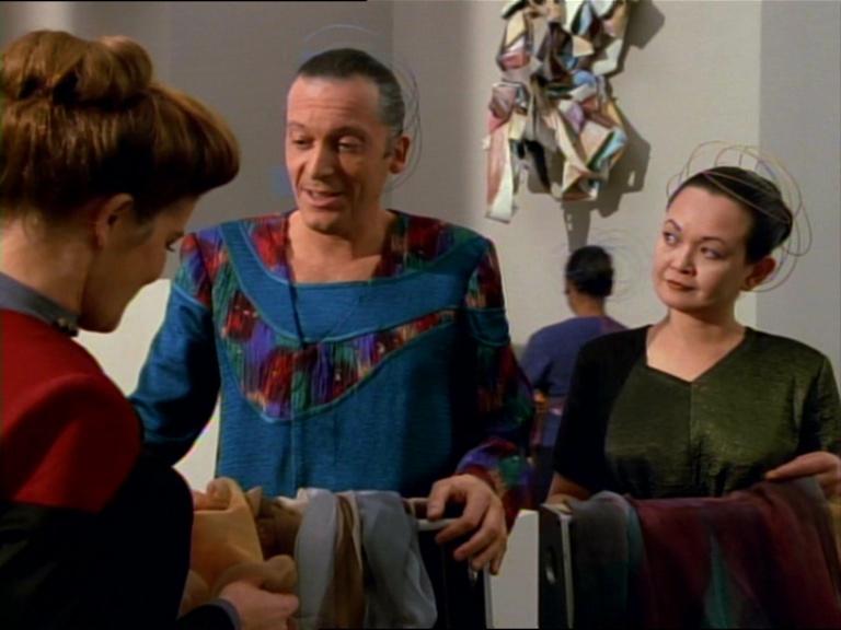 Janeway e os Sikarians