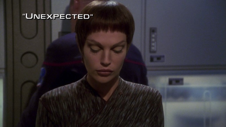 Title card Enterprise Unexpected