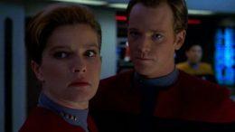 Janeway e Paris