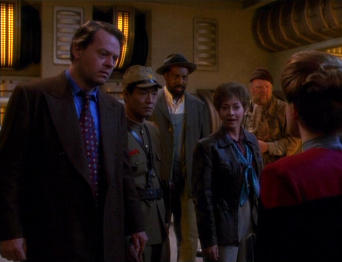Os 37s e Janeway