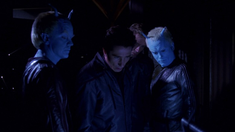 Reed, Tucker e Shran