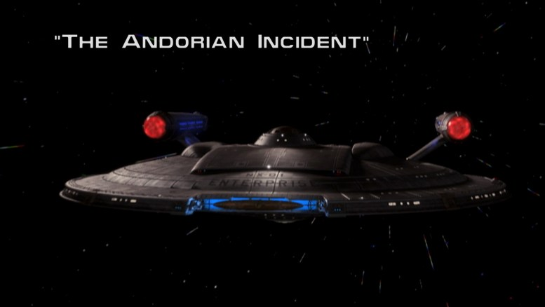 Title Card The Andorian Incident