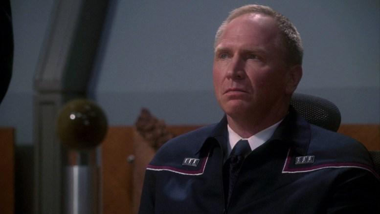Almirante Forrest - Enterprise