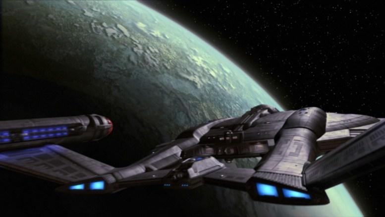 Planeta Coridan - Enterprise