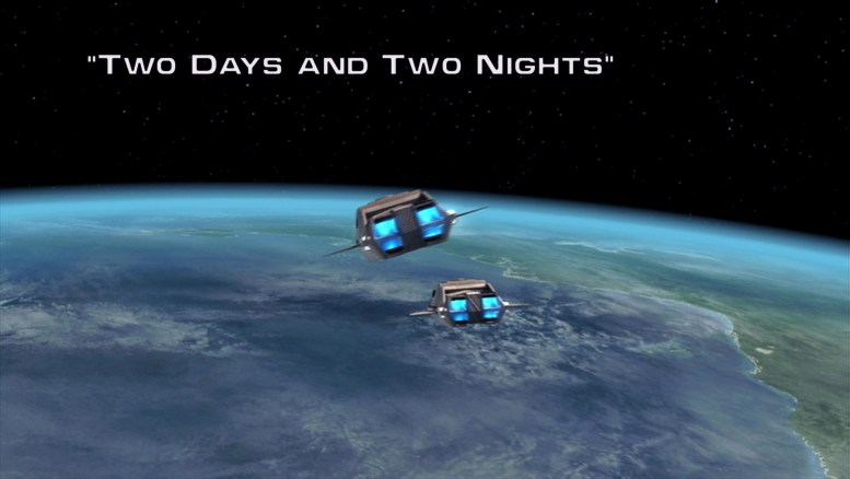 Title Card Two Days and Two Nights, Enterprise