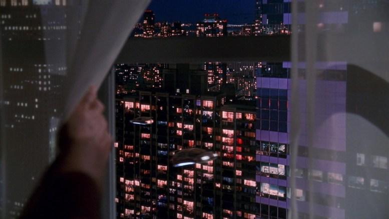 Janela do apartamento do Archer - São Francisco