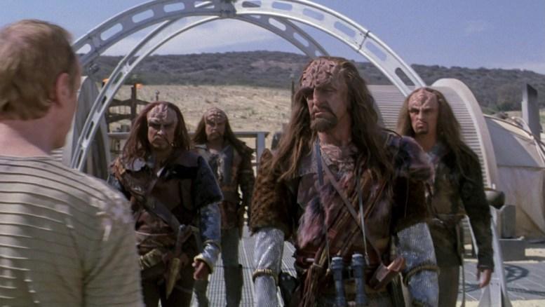 Klingons em Marauders