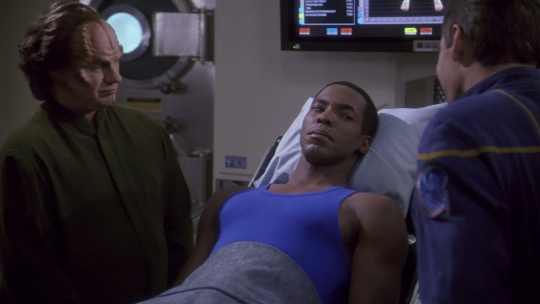 Mayweather na enfermaria