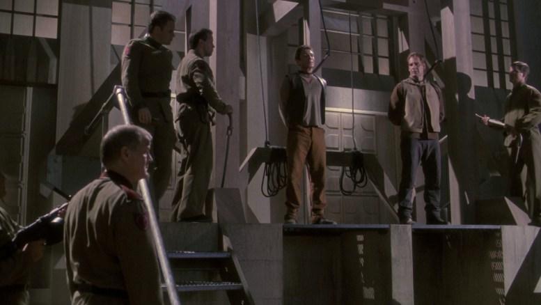 Archer e Reed condenados a forca