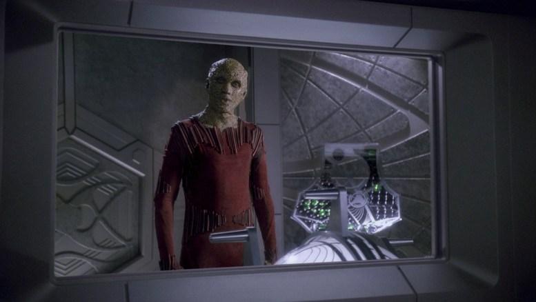 Sulibans querem cápsula do futuro em posse da Enterprise