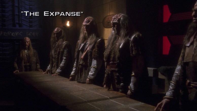 """Title Card Enterprise """"The Expanse"""""""