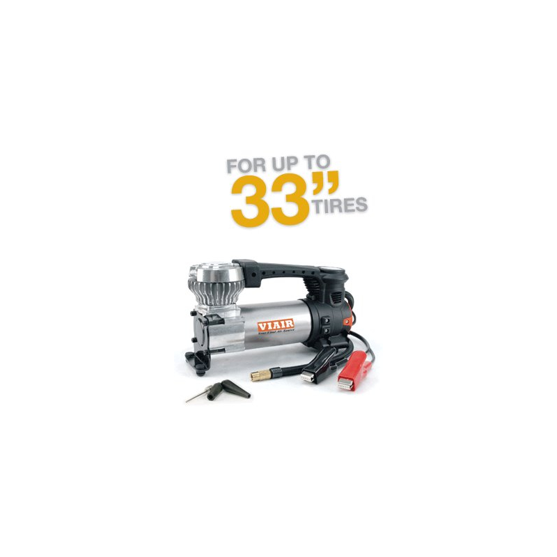 88P Portable Compressor Kit (12V, 120 PSI, for Up to 33